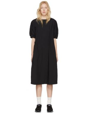 photo Black Collared Dress by Comme des Garcons - Image 1