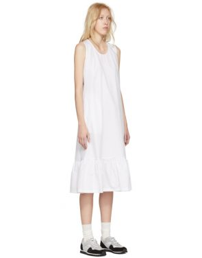 photo White Column Dress by Comme des Garcons - Image 2