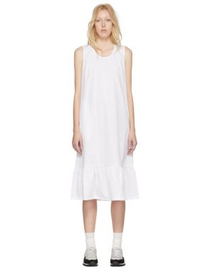 photo White Column Dress by Comme des Garcons - Image 1