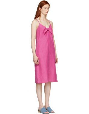photo Pink Oriska Dress by Simon Miller - Image 2