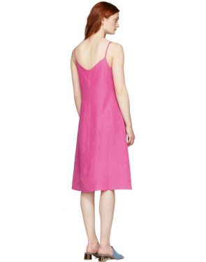 photo Pink Oriska Dress by Simon Miller - Image 3