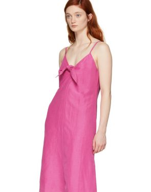 photo Pink Oriska Dress by Simon Miller - Image 4