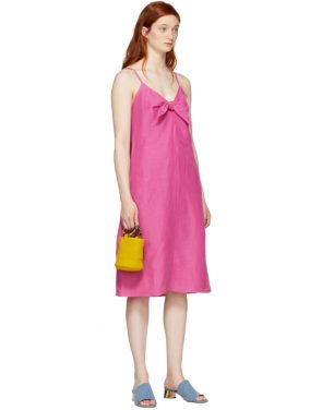 photo Pink Oriska Dress by Simon Miller - Image 5