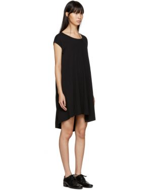 photo Black Flare Dress by Ys - Image 2