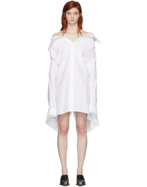 photo White Shirt Dress by Ambush - Image 1