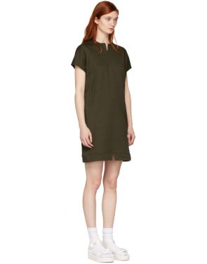 photo Green Yamayo Dress by Adidas Originals XBYO - Image 2