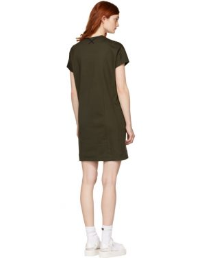 photo Green Yamayo Dress by Adidas Originals XBYO - Image 3