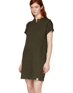 photo Green Yamayo Dress by Adidas Originals XBYO - Image 4