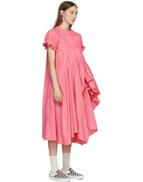 photo Pink Ruffle Dress by Chika Kisada - Image 2