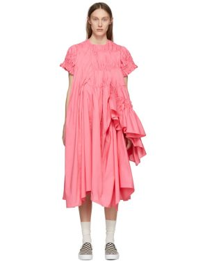photo Pink Ruffle Dress by Chika Kisada - Image 1
