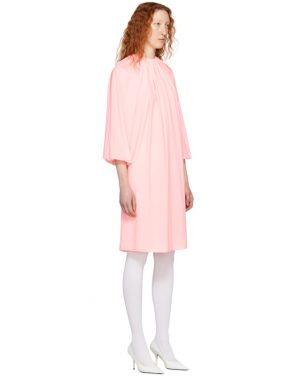 photo Pink Long Sleeve Dress by Calvin Klein 205W39NYC - Image 2