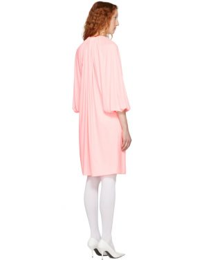 photo Pink Long Sleeve Dress by Calvin Klein 205W39NYC - Image 3