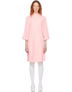 photo Pink Long Sleeve Dress by Calvin Klein 205W39NYC - Image 1