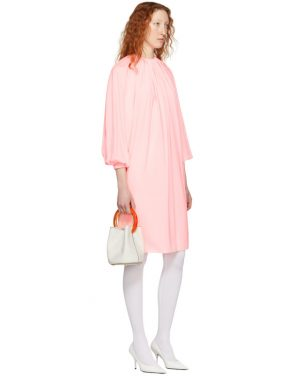 photo Pink Long Sleeve Dress by Calvin Klein 205W39NYC - Image 4