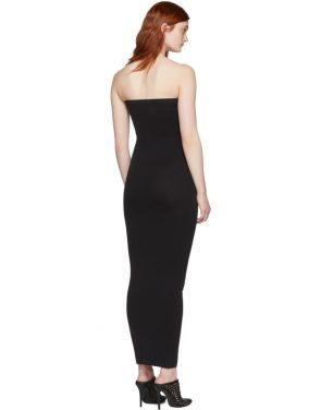 photo Black Convertible Fatal Dress by Wolford - Image 3
