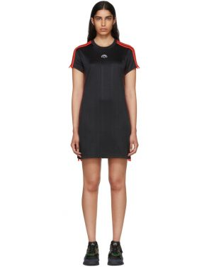 photo Black Track Dress by adidas Originals by Alexander Wang - Image 1