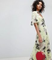 photo Floral Pretty Tea Dress by Ghost, color Ruth Bloom - Image 1