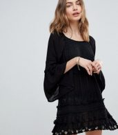 photo Ginger Tunic Dress by Raga, color Black - Image 1