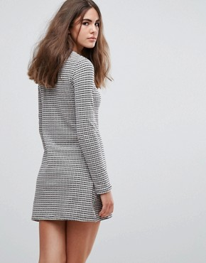 photo Edie Knit Stripe Dress by Pepe Jeans, color Multi - Image 2
