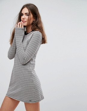 photo Edie Knit Stripe Dress by Pepe Jeans, color Multi - Image 1