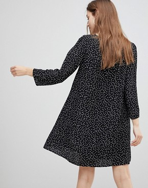 photo Spotty Dress by FRNCH, color Black - Image 2
