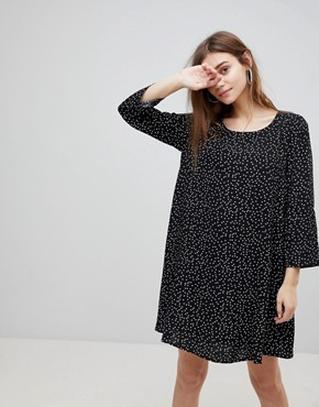 photo Spotty Dress by FRNCH, color Black - Image 1