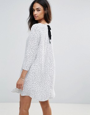 photo Spotty Dress by FRNCH, color White - Image 2
