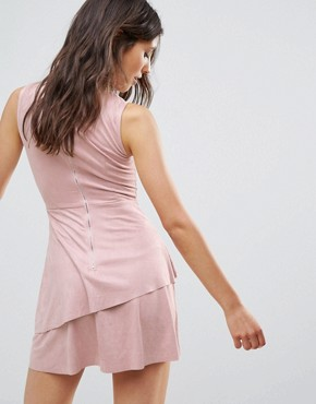 photo Skater Dress by Oeuvre, color Pink - Image 2