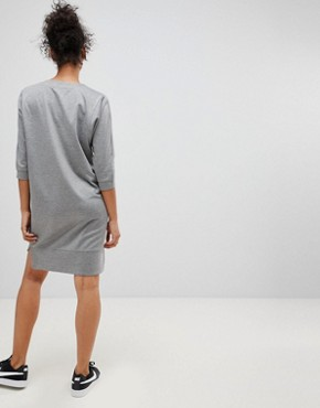 photo Jumper Dress by Moss Copenhagen, color Light Grey Melange - Image 2