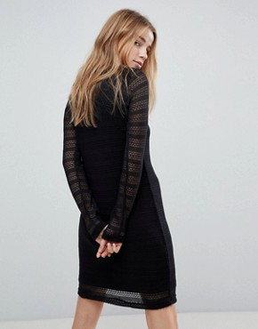 photo Viviana Knitted Dress by Bellfield, color Black - Image 2