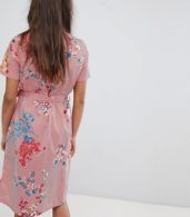 photo Floral Printed Shirt Dress by Noisy May, color Multi - Image 2