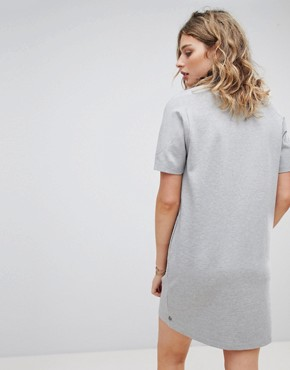 photo Exclusive Sweat Dress with Inserted Mesh by Maison Scotch, color  - Image 2