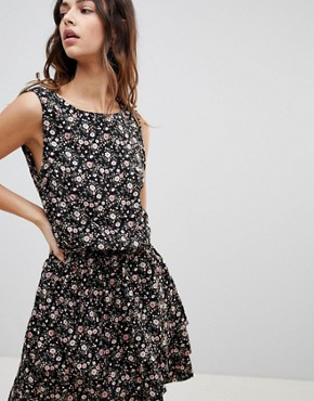 photo Flowa Rush Dress by Y.A.S, color Black - Image 1