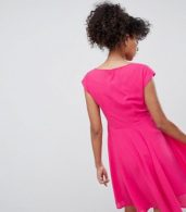 photo Skater Dress by QED London, color Pink - Image 2