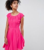 photo Skater Dress by QED London, color Pink - Image 1