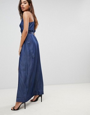 photo Denim Maxi Dress by G-Star, color Rinsed - Image 2