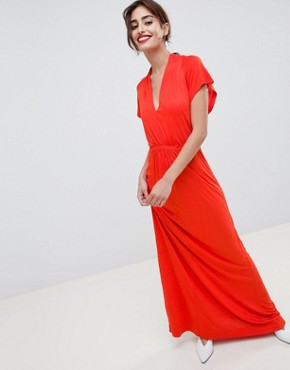 photo Falaise Fleur Maxi Dress by French Connection, color Sunset Wave - Image 1