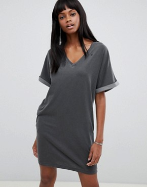 photo T-shirt Dress by G-Star, color Black - Image 1