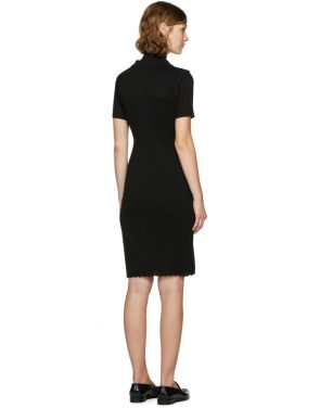 photo Black Jewelled Collar Dress by Carven - Image 3