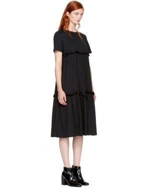 photo Black Multi Tier Dress by Edit - Image 2