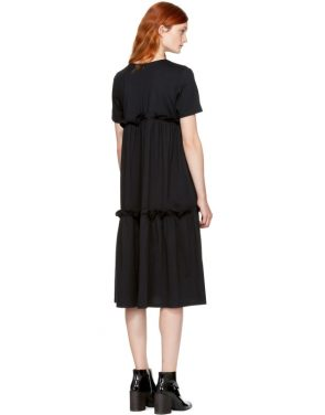 photo Black Multi Tier Dress by Edit - Image 3