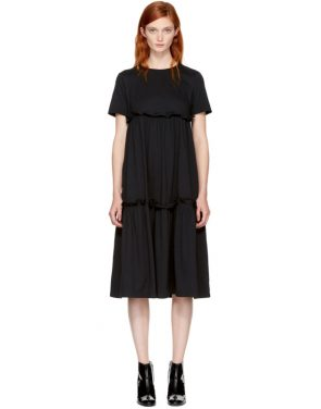 photo Black Multi Tier Dress by Edit - Image 1