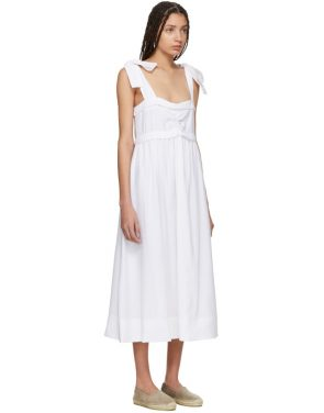 photo White Tie Shoulder Dress by See by Chloe - Image 2