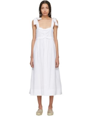 photo White Tie Shoulder Dress by See by Chloe - Image 1