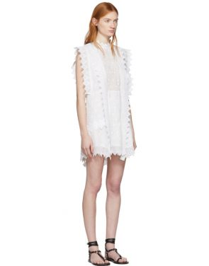 photo White Nubia Dress by Isabel Marant - Image 2