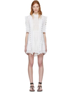 photo White Nubia Dress by Isabel Marant - Image 1