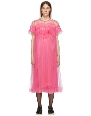 photo Pink Tulle Dress by Chika Kisada - Image 1