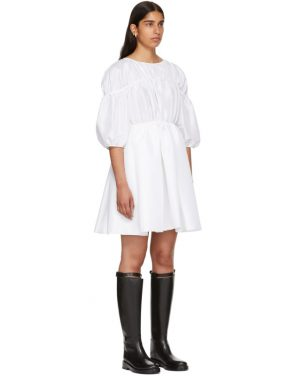photo White Charlotte Dress by Cecilie Bahnsen - Image 2