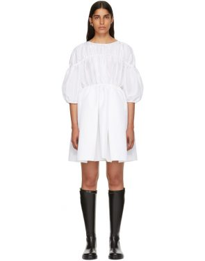 photo White Charlotte Dress by Cecilie Bahnsen - Image 1