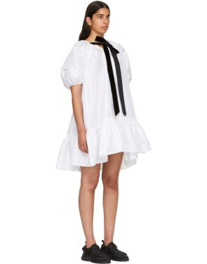 photo White Chrystal Dress by Cecilie Bahnsen - Image 2
